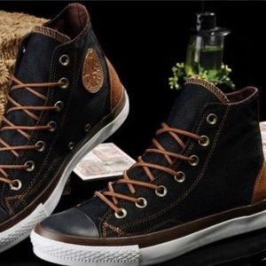 Converse Men's Denim High Tops